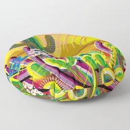 Zacaton Floor Pillow