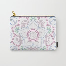 Decorative tribal Mandala Carry-All Pouch
