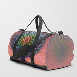 Tree Town Rainbow Etude Duffle Bag