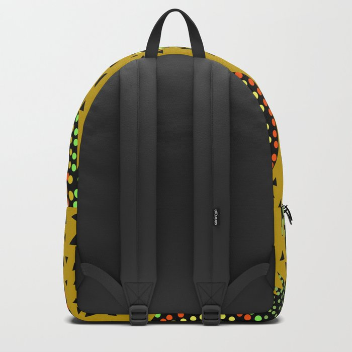 Cacti and pineapples Backpack
