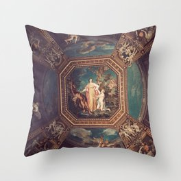 Roma - Vatican City Throw Pillow