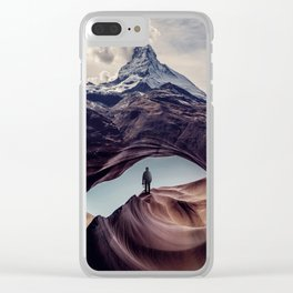 The Great Outdoors II Clear iPhone Case