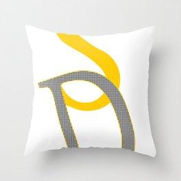 San Diego by WiseDZines.. Throw Pillow