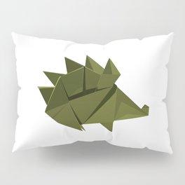 Origami Hedgehog Pillow Sham