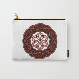 Celtic Knotwork Circle Carry-All Pouch