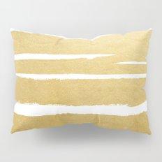 Gold Vibes Only #society6 #decor #buyart Pillow Sham