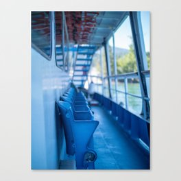 Montana Ferry Canvas Print