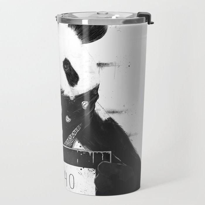 Bad panda Travel Mug
