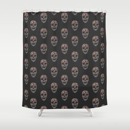 Under Your Skin in Glorious Technicolor Shower Curtain
