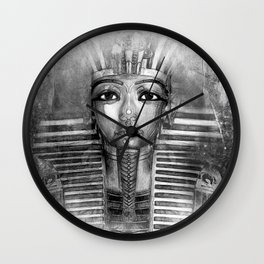 Tut Ankh Amun Wall Clock
