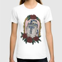 r2d2 T-shirts featuring R2D2 by Bare Wolfe