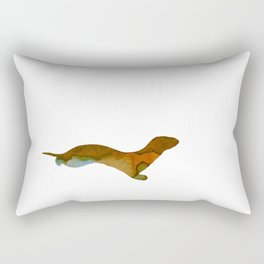 Weasel Rectangular Pillow