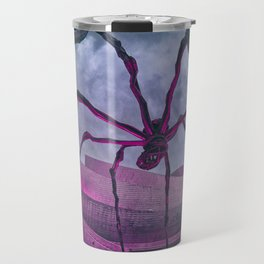Attack of the Spiders from Mars Travel Mug