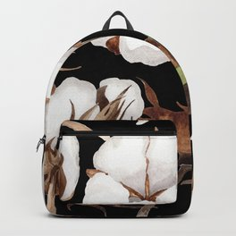 Cotton Flower Pattern 03 Backpack