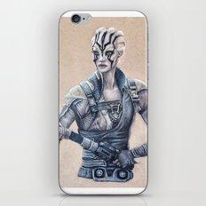 Jaylah iPhone & iPod Skin