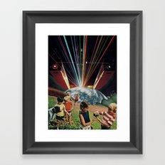 EXPLORERS_ Framed Art Print