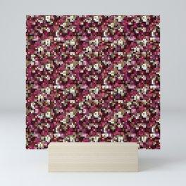 pink! pix. sm. Mini Art Print