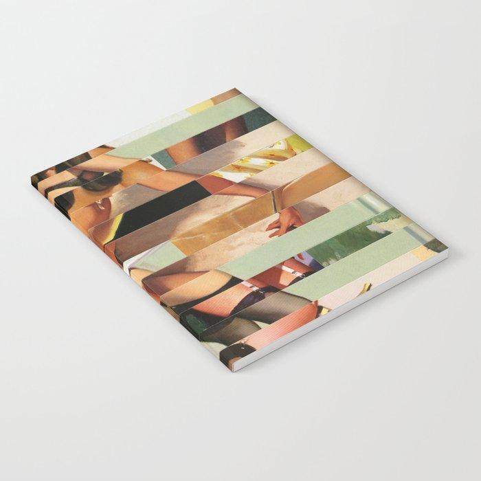 Glitch Pin-Up Redux: Randi Notebook