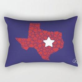 Lonestar Love Rectangular Pillow