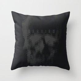 Requiem - Throw Pillow
