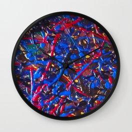Abstract #15 Wall Clock