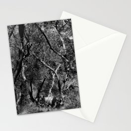 The Olive Maze (I) Stationery Cards