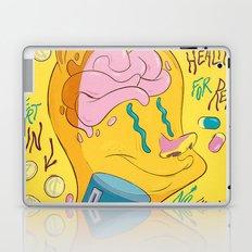 Mental Health for Rent Laptop & iPad Skin