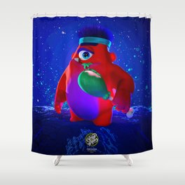 Fertucho Shower Curtain