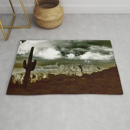 The Majesty of the Superstitions Rug