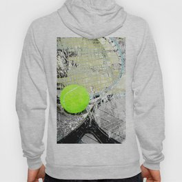 Tennis Art 2 Hoody