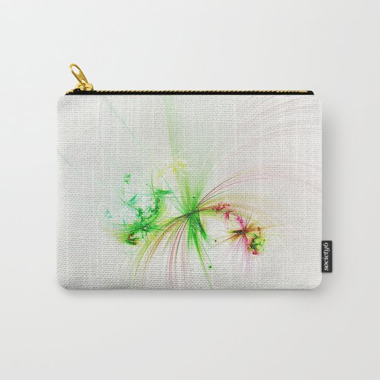 Plastic splatter Carry-All Pouch
