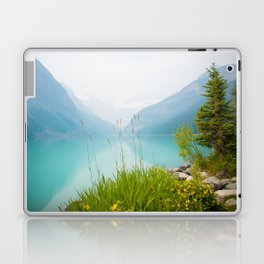 Beauty of Lake Louise Laptop & iPad Skin