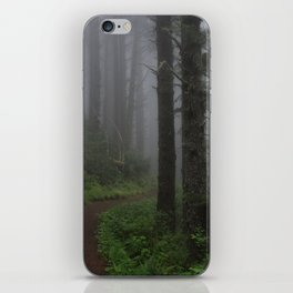 Forest of Fog iPhone Skin