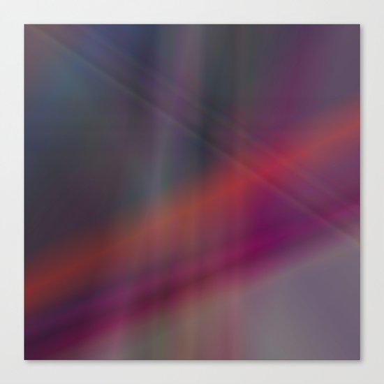 Dark abstract colors Canvas Print