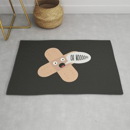 compassionate patch Rug