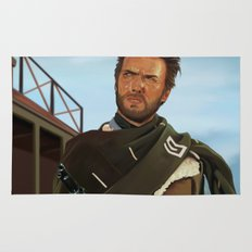 For a fistful of dollars Rug