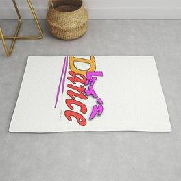 LETS DANCE Rug