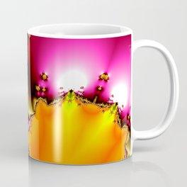 glowing frogs in pool Coffee Mug
