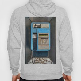 Old fashioned phone Hoody
