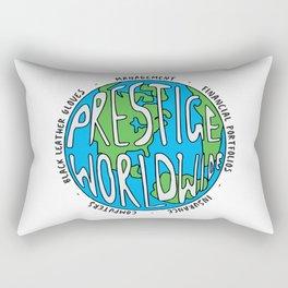 Step Brothers   Prestige Worldwide Enterprise   The First Word In Entertainment   Original Design Rectangular Pillow