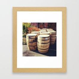 Distillery Goods Framed Art Print