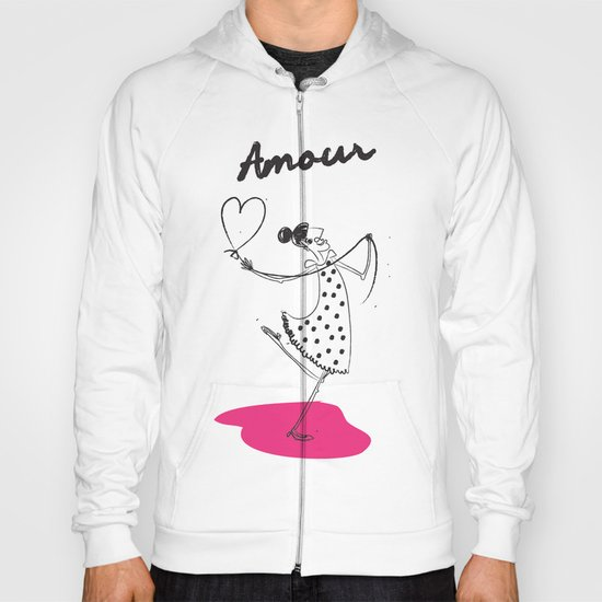 """The Ink - """"Amour"""" Hoody"""