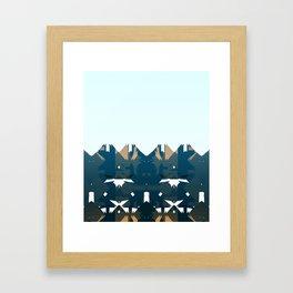 93018 Framed Art Print