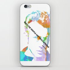 James Dean Quote iPhone & iPod Skin