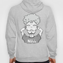 When the third eye is closed too, you are null. Hoody