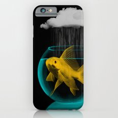 A fish out of water iPhone 6s Slim Case