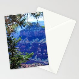 Grand Canyon View Stationery Cards
