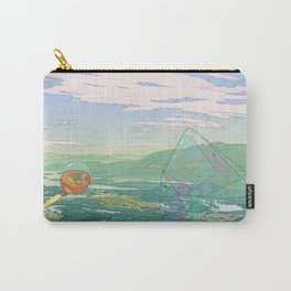 Giant Crystal Carry-All Pouch