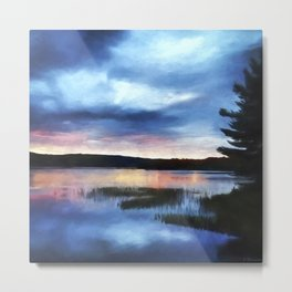 Sunrise Art - New Day Metal Print