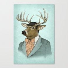 Going Stag Canvas Print